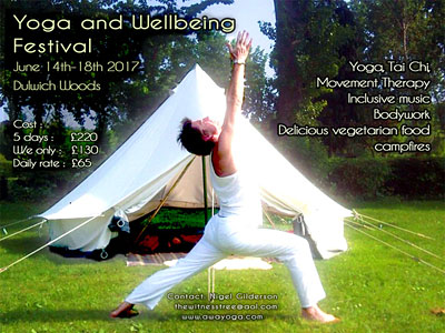well being festival june 2017